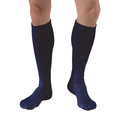 Sensifoot Diabetic Socks Navy Medium