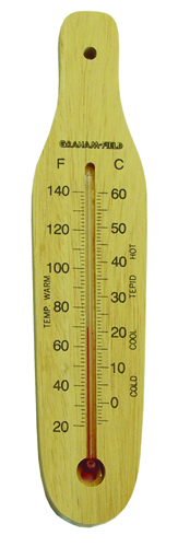 Flat Bath Thermometer