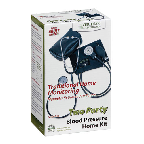 Two-Party Home BP Kit