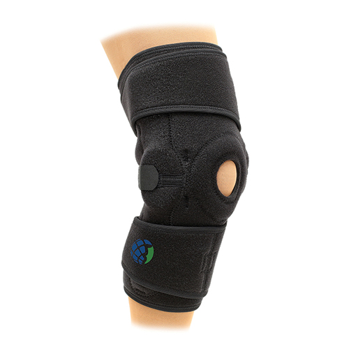 Cross-Fit Universal Hinged Knee Brace