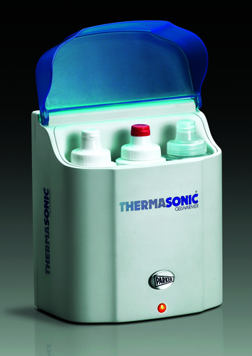 Thermosonic Lotion Warmer 3 Bottle Unit