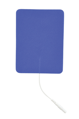 Reusable Electrodes Pack/2 3 x4 Rectangle Blue Jay Brand